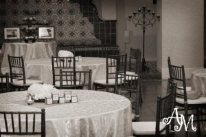 Ebell Club - Table & Chairs