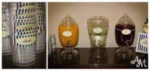 Baby Shower - Beverages