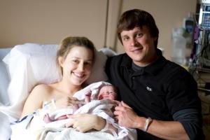 Mom, Dad & Ethan